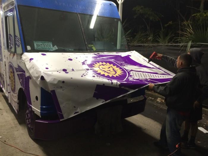 orlando florida truck wraps