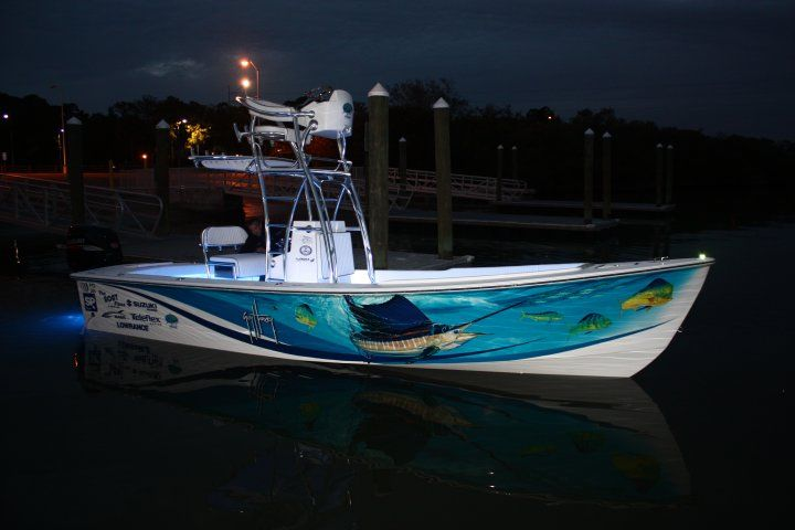 Custom Boat Wrap Designs Decals Lettering Amp Cost Design