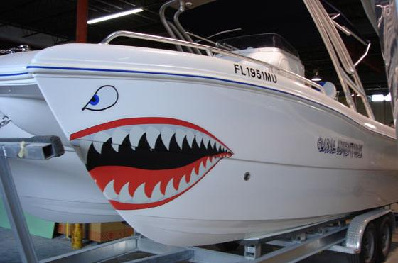 Custom Boat Wrap Designs Decals Lettering Cost Design Print Plus - Cool boat decals