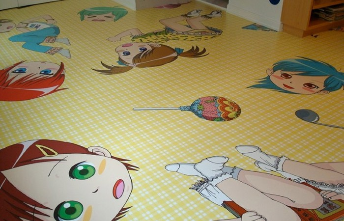 Flooring Graphics